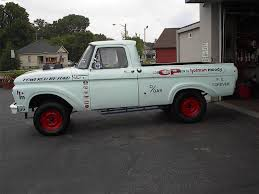 This Four-Speed, Big Block, 1962 Ford F-100 Street Gasser Truck Is ... Sunday 5 Gasser Pickups Bangshiftcom Gasser Truck 1941 Willys Drag Car For Sale Classiccarscom Cc1013944 1964 Mercury M100 Show Wning The Hamb Artstation 1954s Chevy Pau Treserra Mr A Period Perfect Roadkill Customs Truck By Jetster1 On Deviantart Amazing Hot Rods For Pictures Classic Cars Ideas 2014 Sema Show Gallery First 75 Rod Network