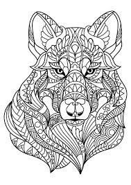 Animal Coloring Pages By Marko Petkovic