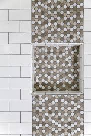 Classic Ceramic Tile Staten Island by Custom Shower Niche Recessed Shelving By Dük Liner