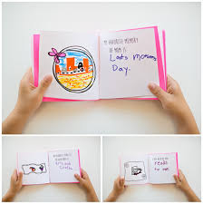 Printable Halloween Books For Preschoolers by Hello Wonderful Kid Made Free Printable Mother U0027s Day Book