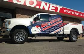 100 Wrapped Trucks Advertising With Vehicle Wraps Wichita Ks Screen Print