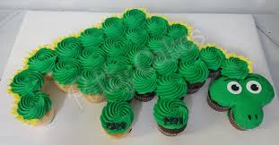 Dino Cupcakes 01 Patty Cakes Highland IL