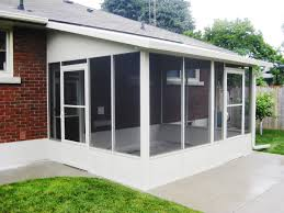 Champion Patio Rooms Porch Enclosures by Screened In Porches Chicago Screened In Porch Contractor Envy