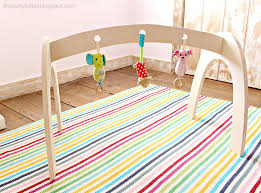 ana white wood baby gym diy projects