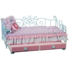 """Our Generation Metal Bed with Trundle for 18"""" Doll Tar Polyvore"""