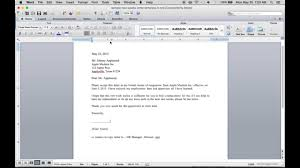Write A Free 2 Weeks Resignation Letter PDF Word YouTube
