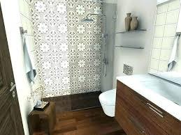 Wood Shower Floor Adding Teak