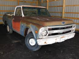 1970 Chev C10 Pickup Project Truck | Collectors Weekly 1970 Datsun Pickup Bills Auto Restoration Ford F250 Crew Cab Lowbudget Highvalue Photo Image Gallery Only 8466 Miles C10 Step Side Bangshiftcom This Custom Truck Has A C60 Nose File1970 Truck 16828737jpg Wikimedia Commons Bradford City Transport Aec Matador Tow Nky805h F200 Tow For Spin Tires Fordtruck F150 70ft6149d Desert Valley Parts Kenworth Ta Threequarter Front View Of F100 At The Id 24112 Meet Anthony Fox Owncaretaker This Original Rubber Duck