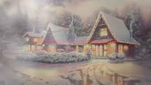 Thomas Kinkade Christmas Tree Wonderland Express by Thomas Kinkade U0027s Christmas Of Light Youtube