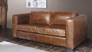 canapé cuir vieilli moderne canapé cuir vieilli marron canapé design