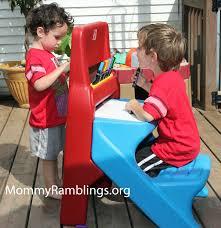 Step2 Art Easel Desk Instructions by Art Desk Easel Mommy Ramblings