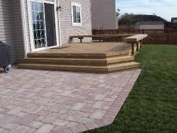 Paver Patio Design and Installation – Columbus Decks Porches and