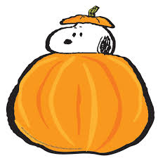 Snoopy Pumpkin Carving Kit by Peanuts Snoopy In Pumpkin Halloween Fabric Fat Quarter 18 X 21