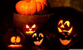 Dirty Pumpkin Carving Pictures by Lighted Halloween Pumpkins Hd Desktop Wallpaper High Definition
