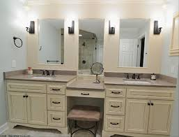 Small L Shaped Bathroom Vanity by Bathroom Vanities Magnificent L Shaped Bathroom Vanity With Make