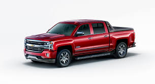 Chevrolet Silverado High Desert Offers Refined Utility