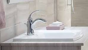 Kohler Bathroom Sink Faucets Single Hole by Kohler Bathroom Faucets Kohler Sink Bidet Tub U0026 Shower Faucets