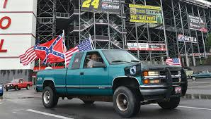 It's Nothing Racist': Confederate Flag-waving Fans Blast NASCAR How To Attach A Flag The Bed Of Your Truck Youtube Holder Best Flagpole Holders Pole Chevy And Gmc Duramax Diesel Forum 2018 Tailgating Kit New Forged Authority Mount Diy Bedding Bedroom Decoration Camco Hitch Holder51611 The Home Depot Mounted Flag Pole Holder Tacoma World Am Custom 2011 Toyota Truck Bed Rail East Bolt On Product Made For My General Cversations