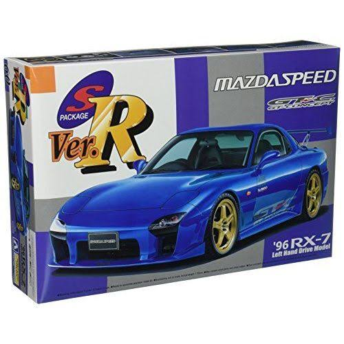 Aos39182 1/24 #60 Mazda RX7 96 Aos39182 | Aoshima | Hobbies | Best Price Guarantee | Delivery Guaranteed | Free Shipping on All orders