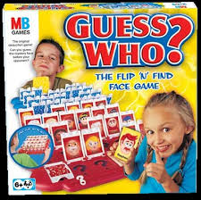You Probably Remember The Board Game Guess Who Know Where Randomly Draw A Character And Then Try To Your Opponent Drew