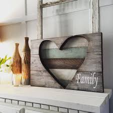 Rustic Reclaimed Wooden Heart Pieces Of Scrap Wood Cut Out A Shape And