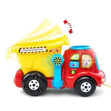 100 Vtech Hammer Fun Learning Truck VTech Drop 26amp Go Dump Frustration EBay