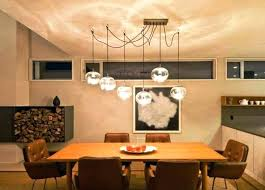 Dining Ceiling Light Fixture Image Of Modern Fixtures Room Fan