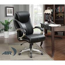 Workpro Commercial Mesh Back Executive Chair Black by High Back Costco