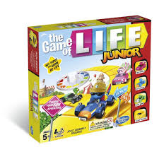 Game Of Life Junior Amazoncouk Toys Games