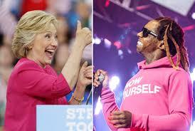 Lil Wayne No Ceilings 2 Youtube by Did Hillary Clinton U0027s Dnc Speech Borrow Lil Wayne Lyrics Rapper
