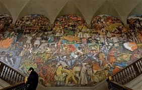 David Alfaro Siqueiros Murales Importantes by Diego Rivera El Muralismo Y La Revolución Mexicana