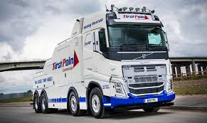 First Point Commercials Takes Delivery Of Volvo FH 540 Recovery ...