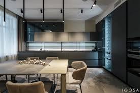 100 Modern Interior Design Blog IQOSA Designed A Dark And Modern Interior Design For This