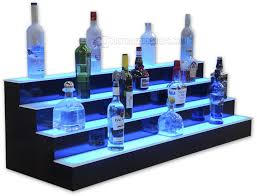 Bar Shelving For Home & Commercial Bars - LED Lighted Liquor Shelves Pls Show Vanity Tops That Are Not Granitequartzor Solid Surface Bar Shelving For Home Commercial Bars Led Lighted Liquor Shelves Double Sided Island Style Back Display Pictures Idea Gallery Long Metal Framed Table With Glowing Acrylic Panels 2016 Portable Outdoor Plastic Counter Top For Beer Bar Amazing Cool Ideas 15 Rustic Kitchen Design Photos Sake Countertop Google Pinterest Jakarta Fniture More Vintage Pabst Blue Ribbon 1940s Pbr Point Of Sale Onyx Light Illuminated In The Dark Effects
