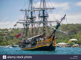 Hms Bounty Replica Sinking by Hms Stock Photos U0026 Hms Stock Images Alamy