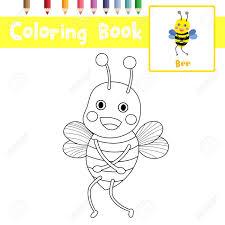 Coloriage Des Animaux De Blaireau Pour La Feuille De Travail