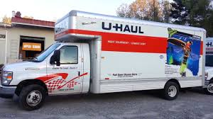 20ft U-Haul Truck | U-Haul And Self Storage | Pinterest | U Haul ...