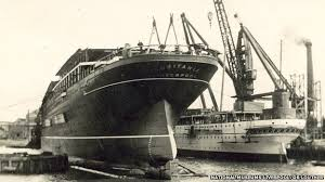 When Did Lusitania Sink by Ww1 Sinking Of Lusitania Recalled Bbc News