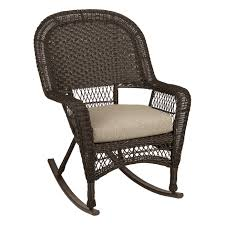 Ace Hardware Patio Furniture by Chicago Wicker Chesapeake Rocking Chair 33310070171w013 Deep