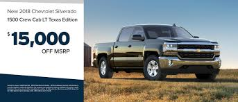 Chevy Dealer Near Me, Waco, TX | AutoNation Chevrolet Waco