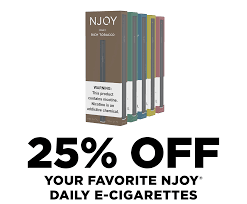 Njoy.com: Hi Bc, TAKE 25% OFF DAILY E-CIGARETTES! | Milled Stop And Shop Manufacturer Coupons Zone 3 Coupon Code Mac Online Promo Exergen Temporal Thmometer Walgreens Grabagun Retailmenot Wonder Cuts Salon Discountofficeitems Com Dominos Pizza April Njoy E Cigarette Unltd Ecko The Njoy Cigs Coupon Atom Tickets March 2019 Eso Plus Reddit Now 2500 Sb Glad I Havent Done This Offer Going To Do Gold Medal Flour Rx Cart Discount Statetraditions Tofurky Free Shipping Zelda 3ds Xl Deals Smooth Operator Ace Pod Device Review Vapingthtwisted420