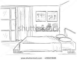 Bedroom Clipart by Bedroom Illustration Download Free Vector Art Stock Graphics