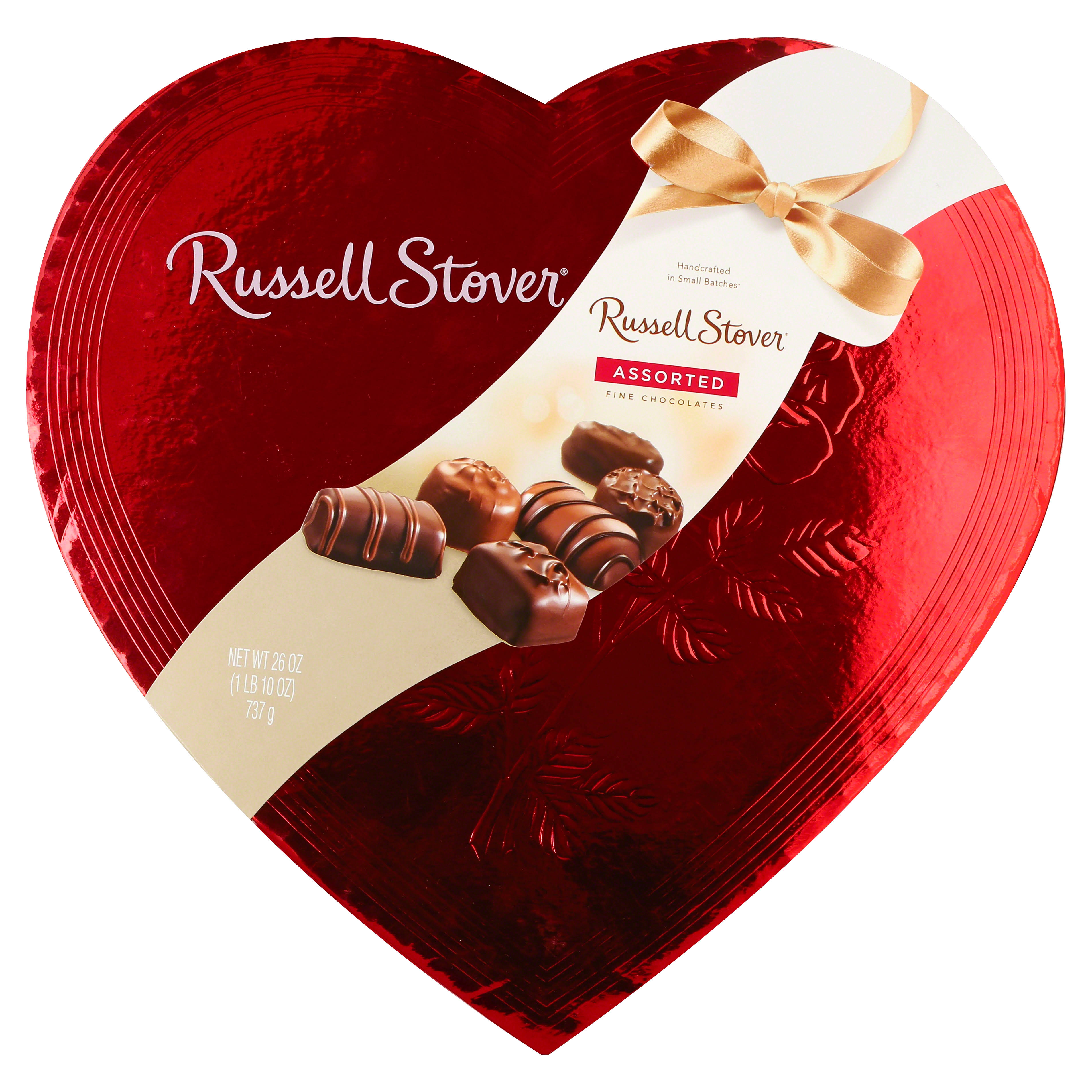 Russell Stover Assorted Fine Chocolates - 26oz