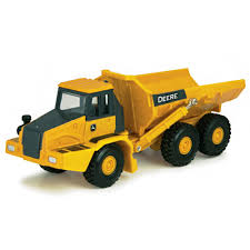 John Deere: 1:64 - Dump Truck | Toy | At Mighty Ape Australia Ertl John Deere 400d Adt Dump Truck Nib 150 Scale 2300 Pclick John Deere Toys Monster Treads At Toystop Toys Mascor Online Clothing And Gifts Automotive Tractor Dump Truck Motorized Movement Up And Mega Bloks From Youtube Plastic Toy Front Loader 25 Similar Items Articulated Trucks For Sale Us 38cm Big Scoop Big W 150th High Detail 460e Adt New Preschool Spring A Sweet Potato Pie Yellow 3d Cgtrader Toy Vehicles