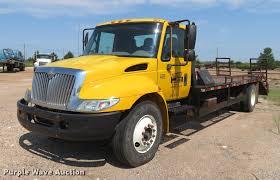 2004 International 4300 Flatbed Truck | Item DE6369 | SOLD! ...