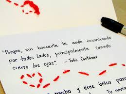 Tarjeta Amor A Distancia