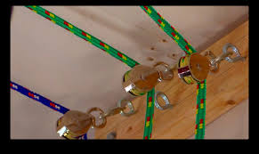 Garage Ceiling Kayak Hoist by How To Create A Garage Pulley Storage System Youtube