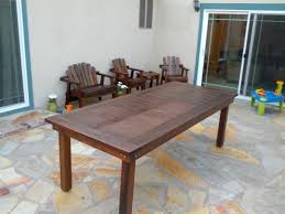 Oversized Redwood Heavy-Duty Outdoor Dining Table | Ana White Live Edge Ding Room Portfolio Includes Tables And Chairs Rustic Table Live Edge Wood Farm Table For The Milton Ding Chair Sand Harvest Fniture Custom Massive Redwood Made In Usa Duchess Outlet Amazoncom Qidi Folding Lounge Office Langley Street Aird Upholstered Reviews Wayfair Coaster Room Side Pack Qty 2 100622 Aw Modern Allmodern Forest With Fabric Spring Seat 500 Year Old Mountain Top 4 190512