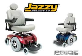 pride jazzy select 14 power wheelchair perfect blend and performance