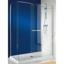 walk in dusche caldaro chrom 145 cm x 90 cm kaufen bei obi